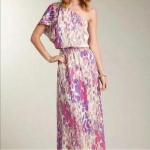 Jessica Simpson one shoulder maxi dress, NWOT